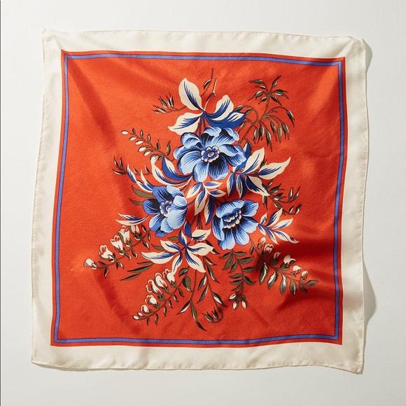 LOFT Accessories - LOFT bloom square scarf